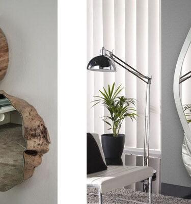 cómo decorar con espejos