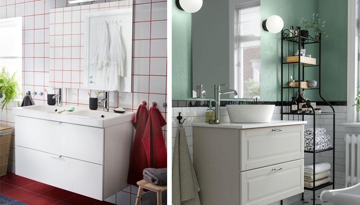 Tendencias de baños Ikea