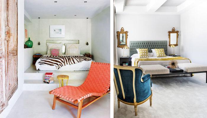 decoración habitación con estilo