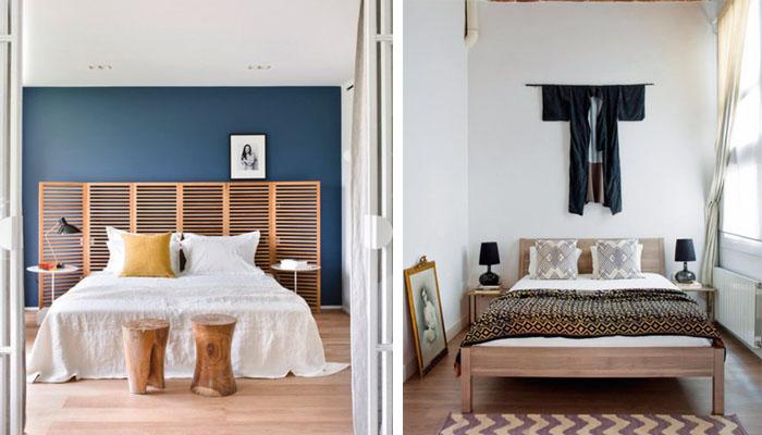 decoración habitación estilos