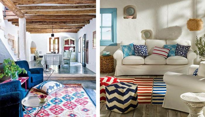 casa moderna estilo mediterráneo