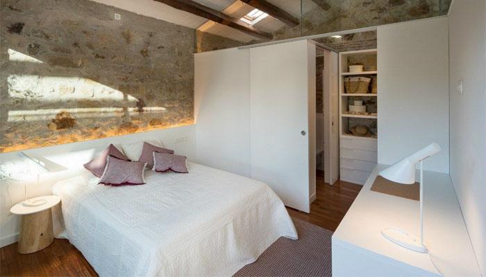 habitación de casas rurales