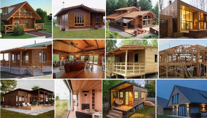 Las casas de madera ¿Cómo se mantienen?