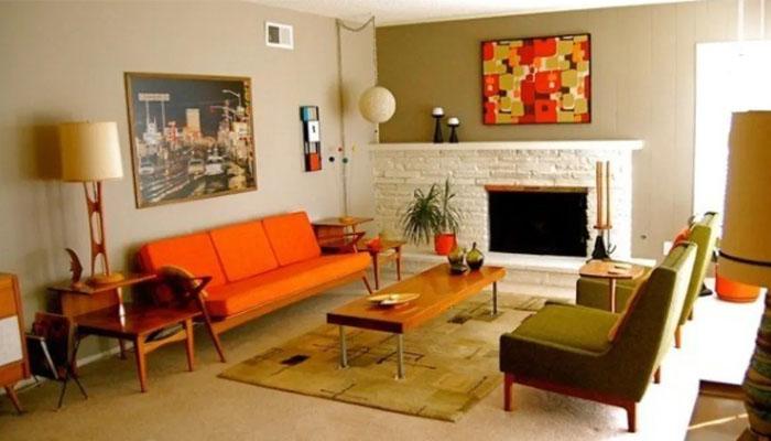 Amueblar una casa de los 70: una guía para cada habitación