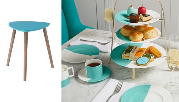 El color de Tiffany: significado y combinaciones para decorar un hogar romántico.