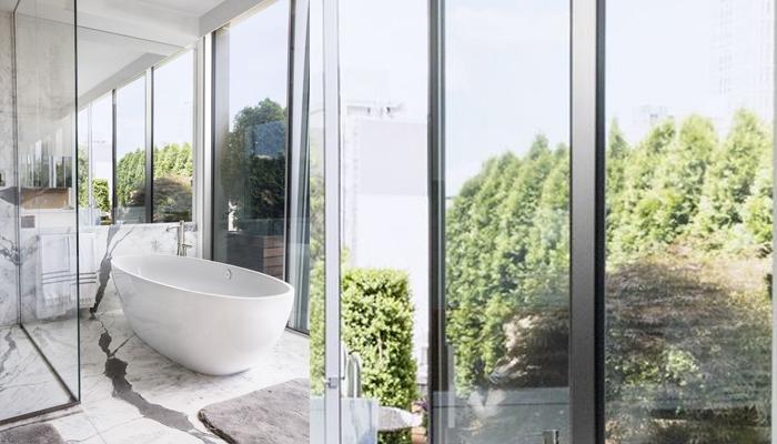 Tendencias de diseño de baños 2021