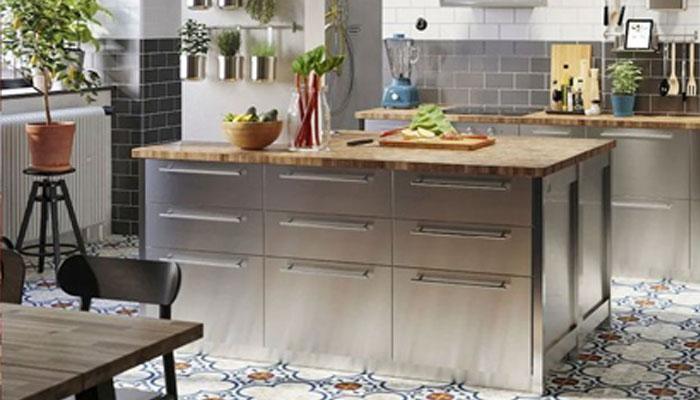 Material para la encimera de tu cocina