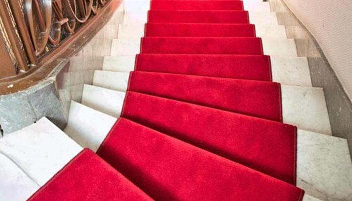 alfombras para la escalera